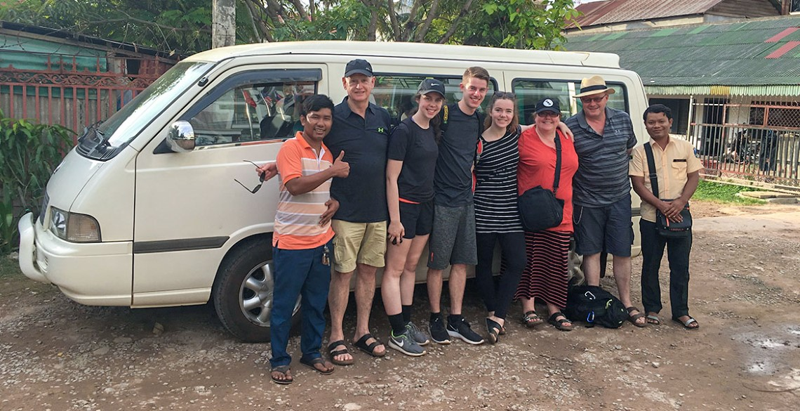 Mini Van tours with English speaking tour guide