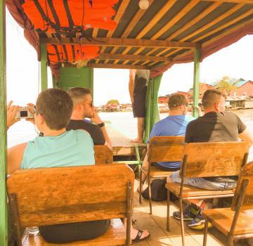 Crociera privata Iiver crociera Siem Reap e Battambang
