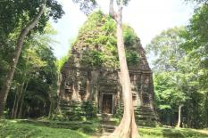 Private two days from Phnom Penh to Siem Reap Road Tours - sambor-prek-kuk-temple.jpg