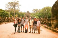 Angkor Wat Temple Adventure tour - Siem Reap guida turistica - Cambogia Taxi Taxi - south-gate-angkor-thom.jpg