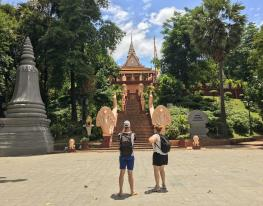 Tour To Phnom Penh Attractions